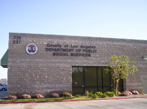 picture of Los Angeles County Department of Social Services Lancaster