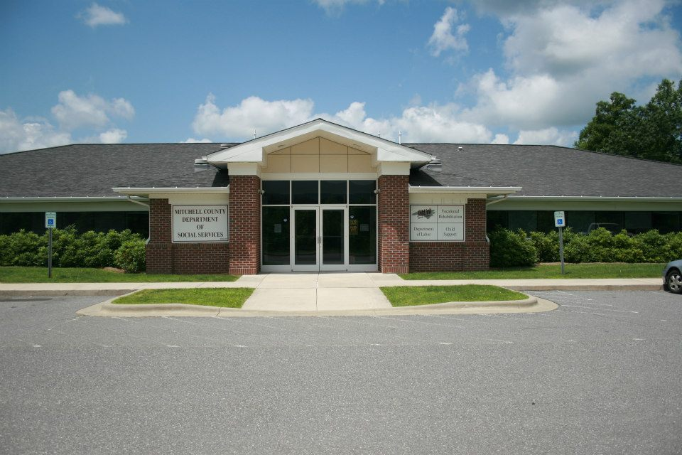 picture of Mitchell County DSS Bakersville