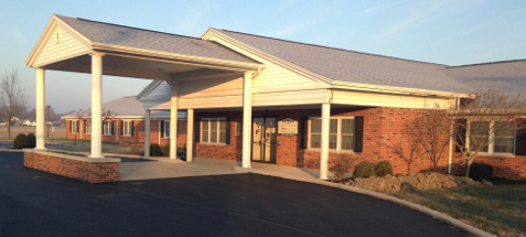 picture of Putnam County Department of Family Services Ottawa - JFS Office