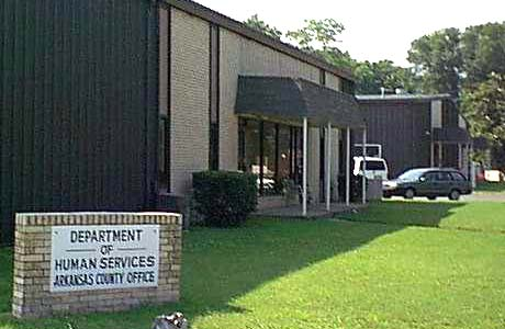 picture of Arkansas County DHS Office Stuttgart