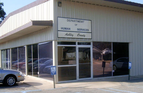 picture of Ashley County DHS Office Hamburg