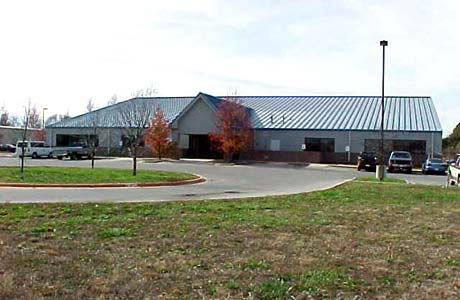 picture of Benton County DHS Office Bentonville