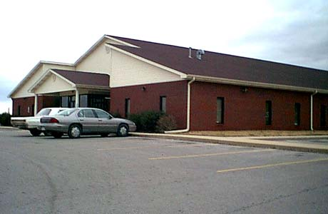 picture of Boone County DHS Office Harrison