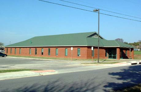 picture of Carroll County DHS Office Berryville