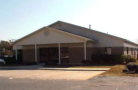 picture of Cleveland County DHS Office Rison