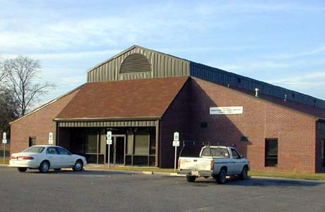 picture of Conway County DHS Office Morrilton
