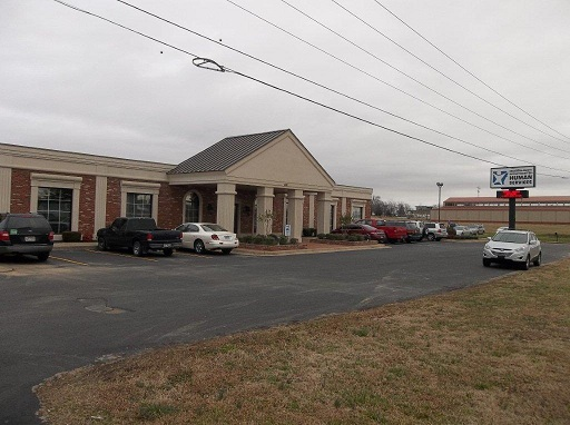 picture of Craighead County DHS Office Jonesboro
