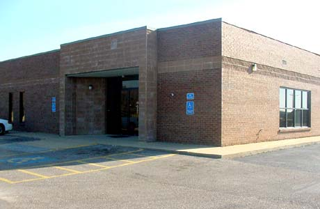 picture of Cross County DHS Office Wynne