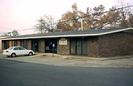 picture of Logan County DHS Office Paris