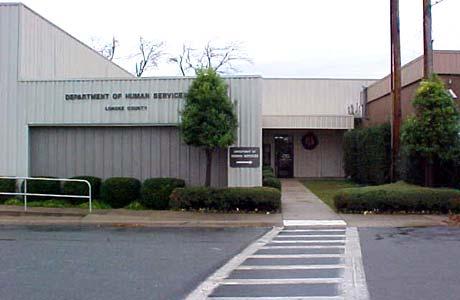 picture of Lonoke County DHS Office Lonoke
