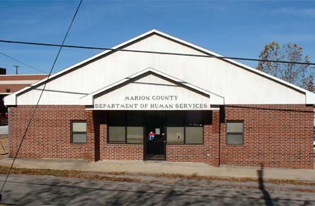 picture of Marion County DHS Office Yellville