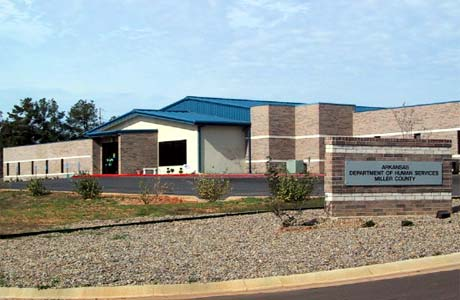 picture of Miller County DHS Office Texarkana