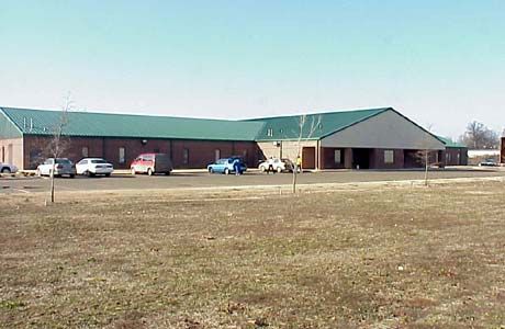 picture of Mississippi County DHS Office Blytheville