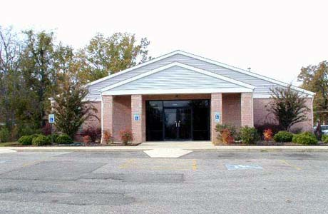 picture of Nevada County DHS Office Prescott