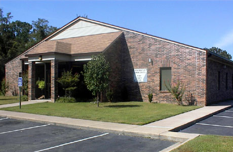 Picture Of Perry County DHS Office Perryville