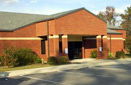 picture of Pike County DHS Office Murfreesboro
