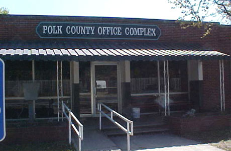 picture of Polk County DHS Office Mena