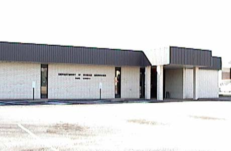 picture of Pope County DHS Office Russellville