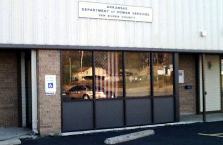 picture of Union County DHS Office El Dorado