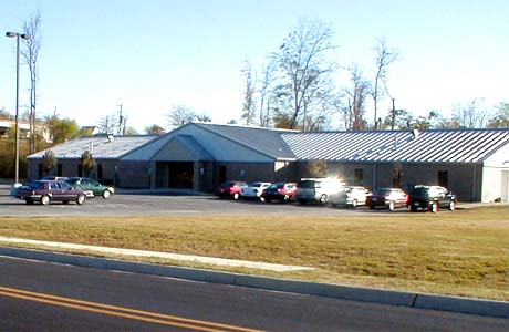 picture of Arkadelphia DHS Office 10th St