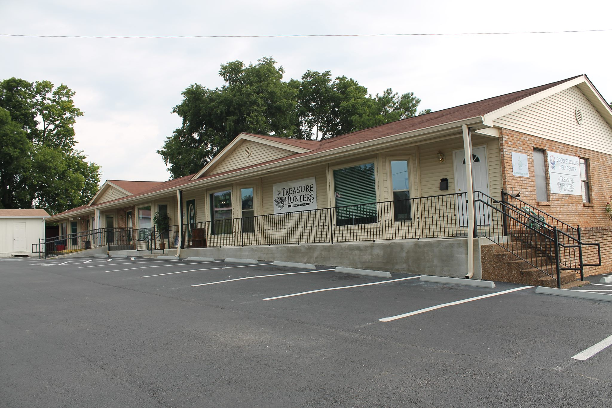 picture of Goodlettsville Help Center
