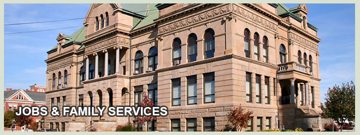 picture of Auglaize County Department of Family Services Wapakoneta - JFS Office